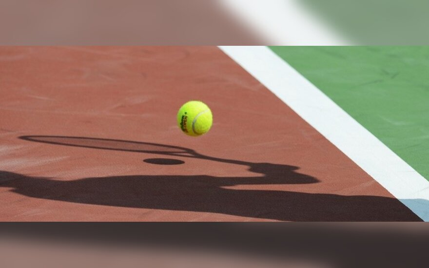 Teniso kamuoliukas