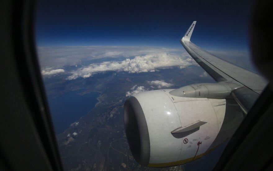 Авиакомпания CityJet инвестирует в Вильнюсе 2 млн. евро
