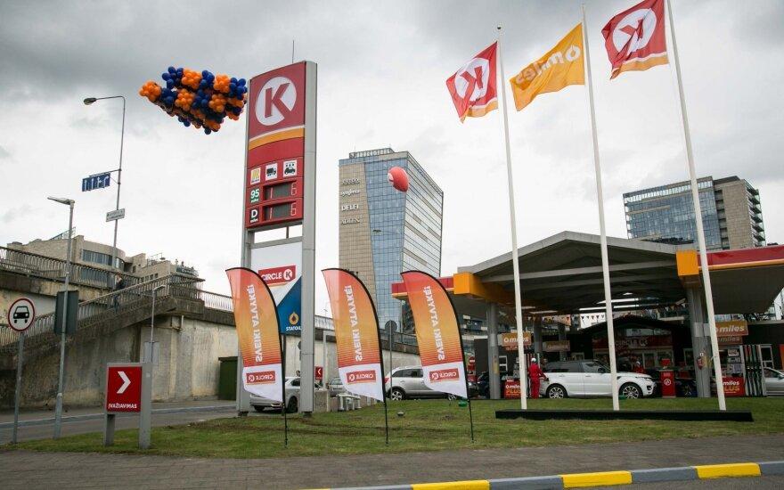 Заправочные станции Statoil меняют название на Circle K