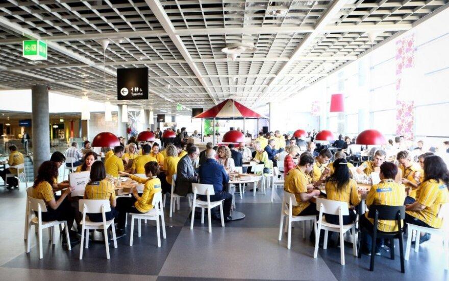 В Вильнюсе открывается Ikea