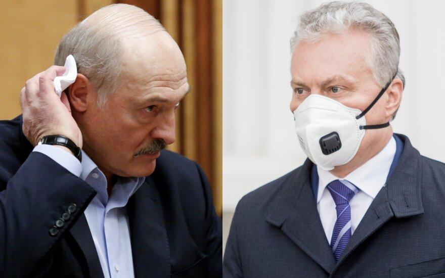 Президент Литвы: Лукашенко не выразил желания получить помощь в связи с коронавирусом