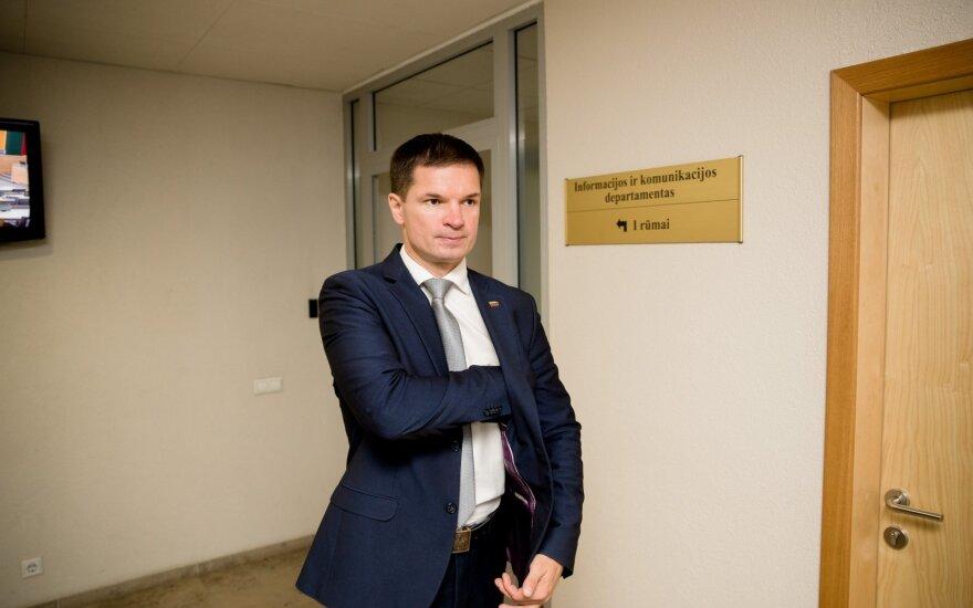 Коронавирус диагностирован у еще одного депутата парламента Литвы