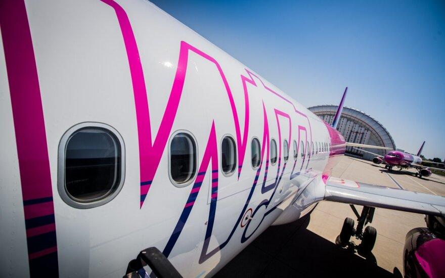 У Wizz Air еще нет решения по базе самолетов в Каунасе