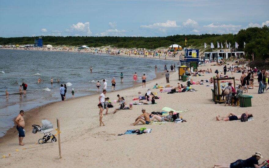 В выходные в Литве будет тепло: воздух прогреется до 26 градусов