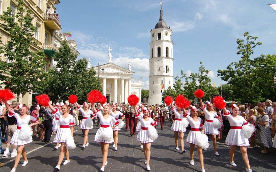 Исследование: литовцы - самые счастливые жители стран Балтии