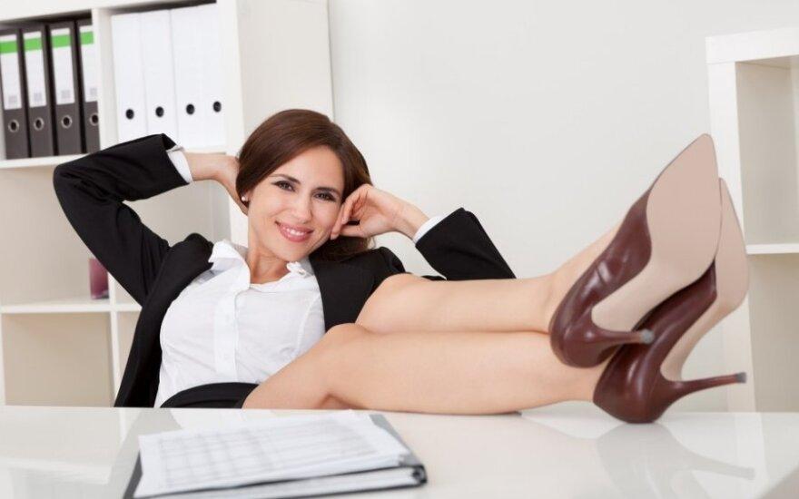 Styl zarządzania nie musi zależeć od płci. Kobiety są równie skutecznymi szefami co mężczyźni