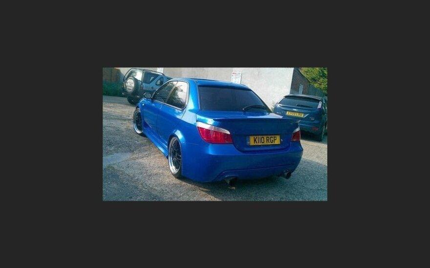 На eBay можно купить гибрид BMW, Audi и Subaru