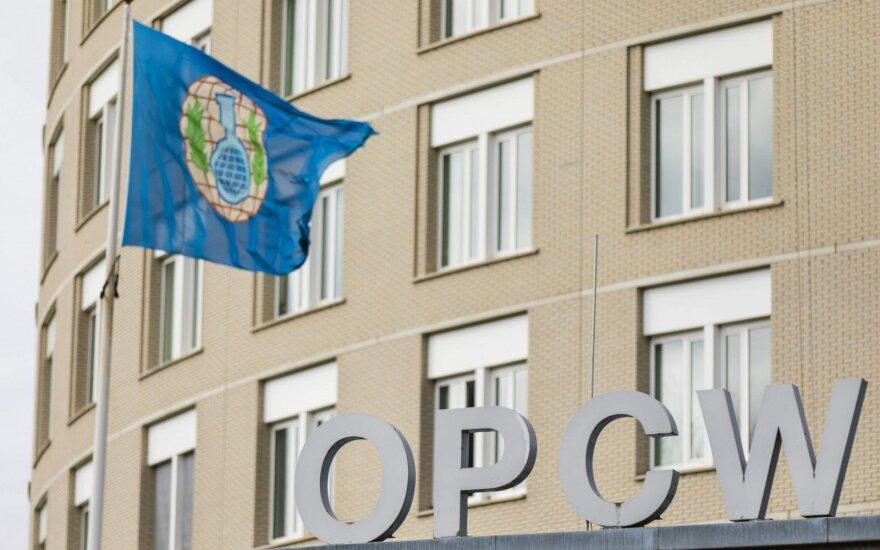 Литва впервые избрана в Совет Организации по запрещению химического оружия