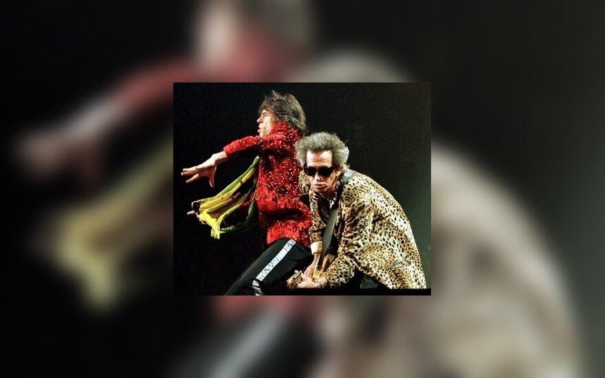 The Rolling Stones перевыпустят альбомы на виниле