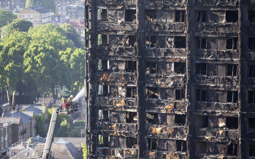 Выживших после пожара в Grenfell Tower переселят в элитный дом