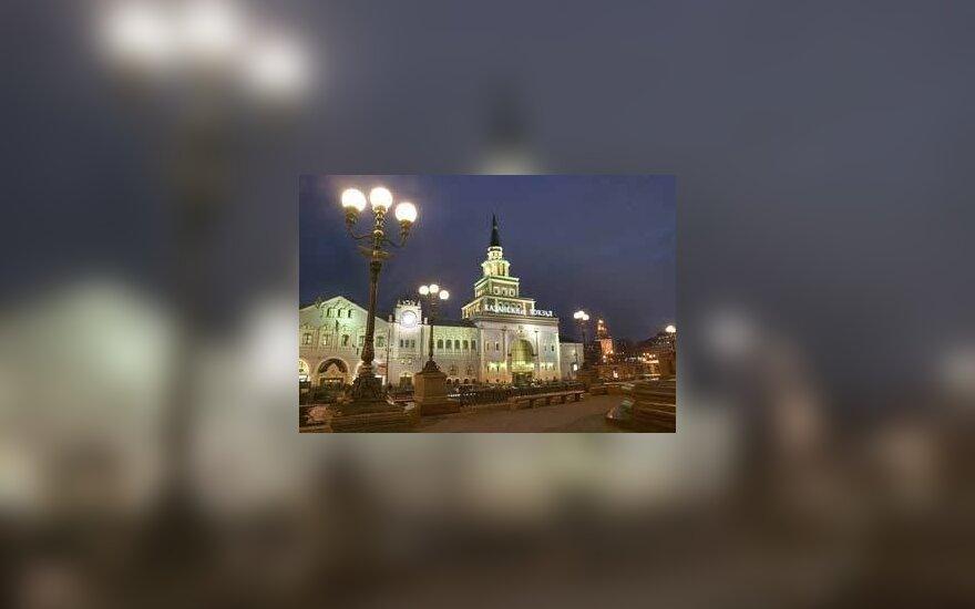 Угроза взрыва на Казанском вокзале в Москве не подтвердилась