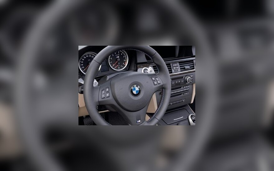 """BMW M3 Convertible"" vairas"
