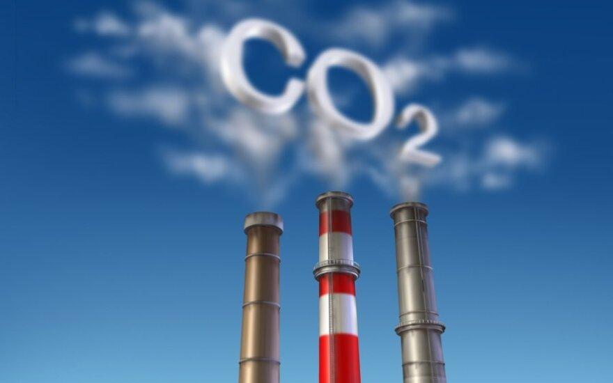 Anglies dioksidas, anglies dvideginis, CO2