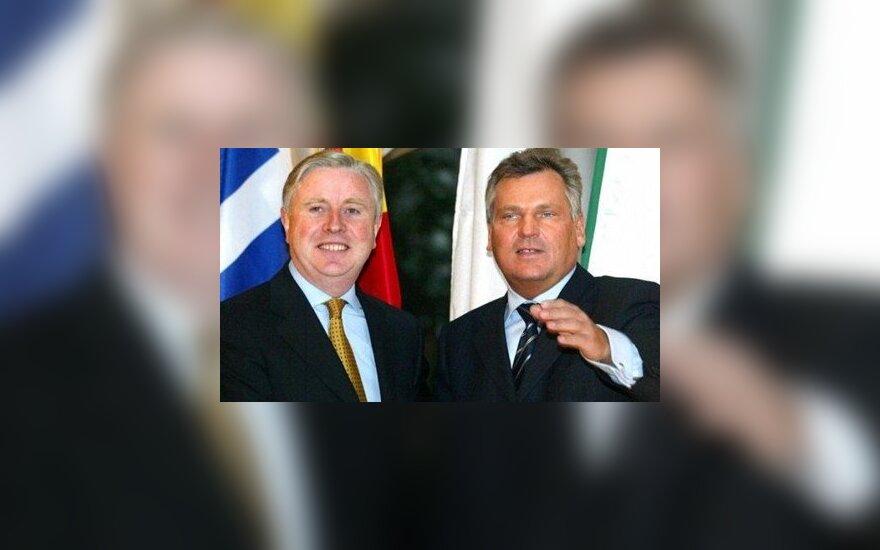 Миссия Кокса-Квасьневского не требует освободить Тимошенко немедленно