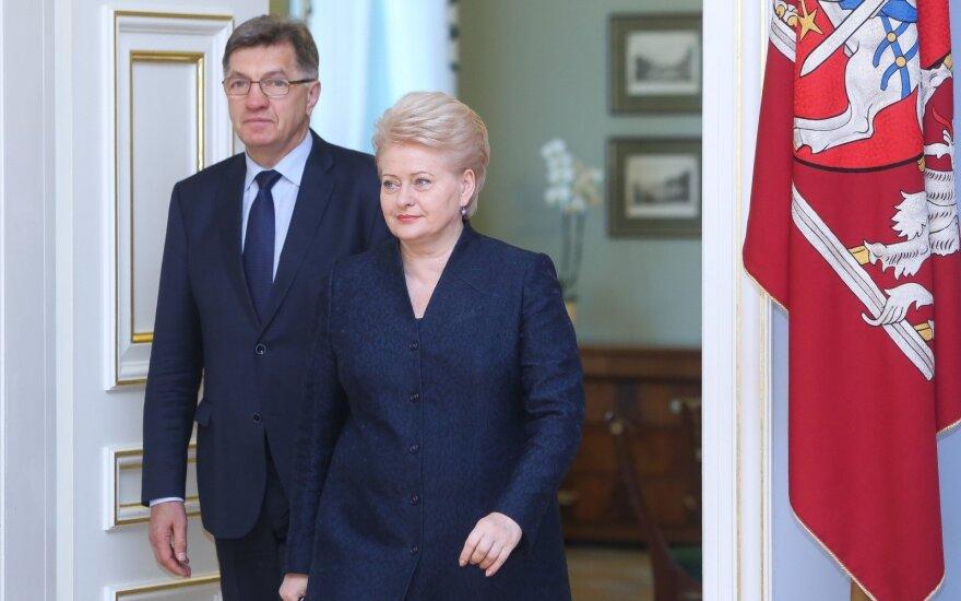 Президент Литвы: менять правительство до выборов было бы безответственно