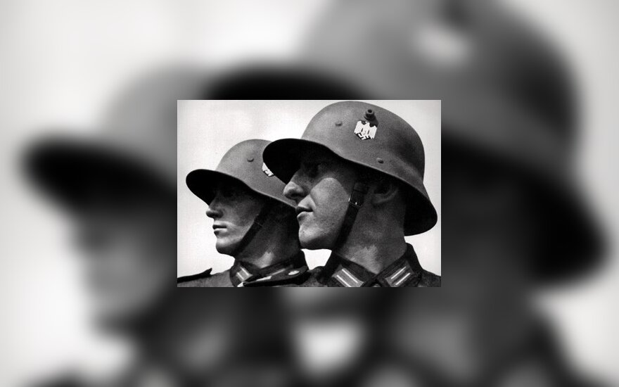 Nacių kareiviai