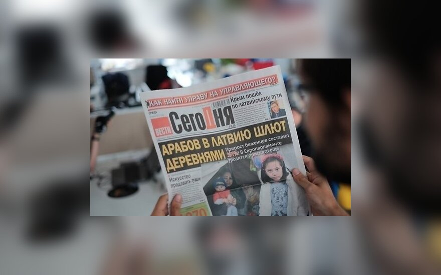"""Новость о """"сирийских деревнях"""" в Латвии оказалась фейком"""