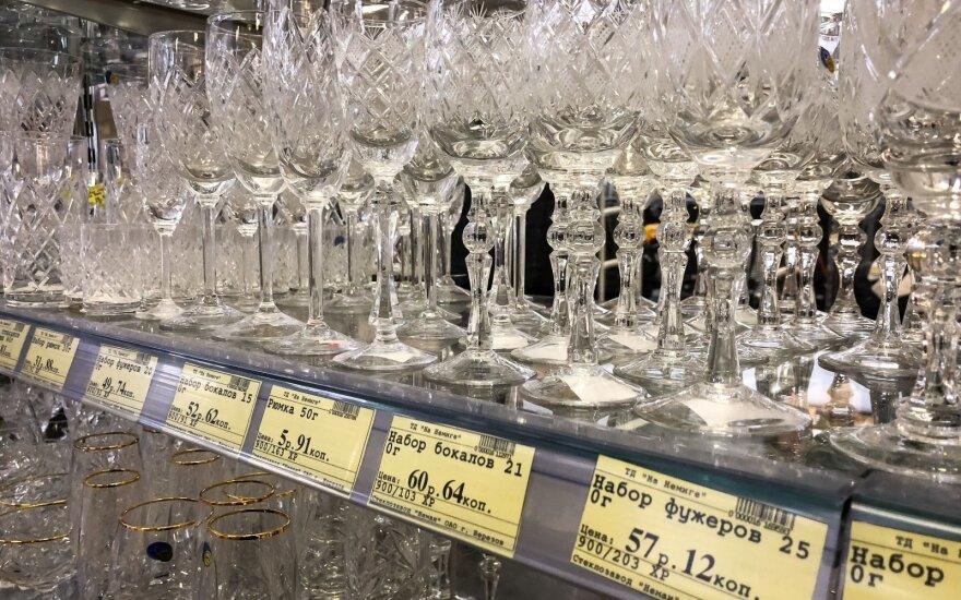 Беларусь идёт по стопам Литвы: в отдельных районах ограничат продажу алкоголя