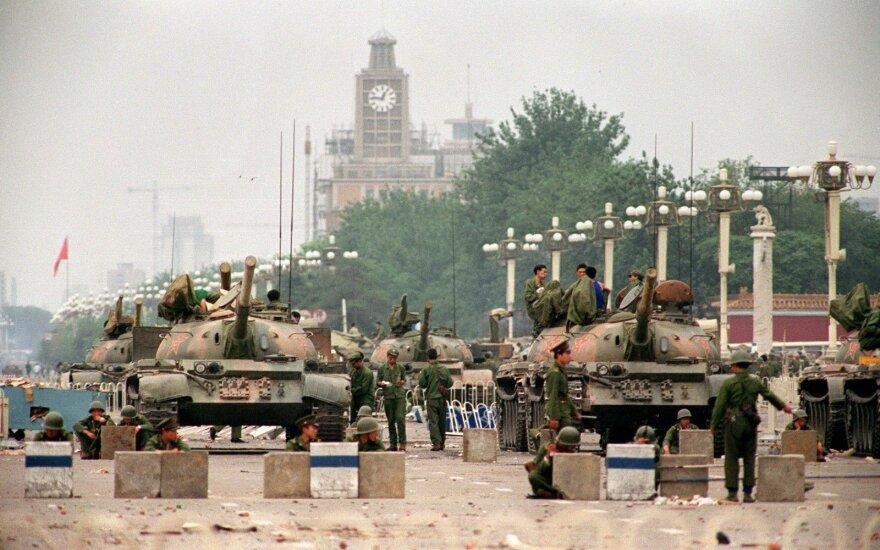 Тридцать лет назад в Китае расстреляли мирную студенческую демонстрацию