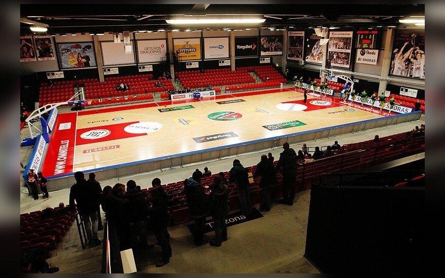 """""""Lietuvos ryto"""" arena"""