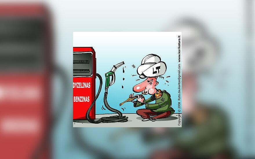 Benzinas, dyzelinas, kuras, degalai