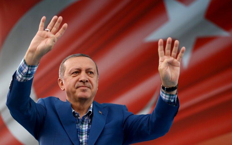 В Турции проходит референдум о расширении полномочий президента