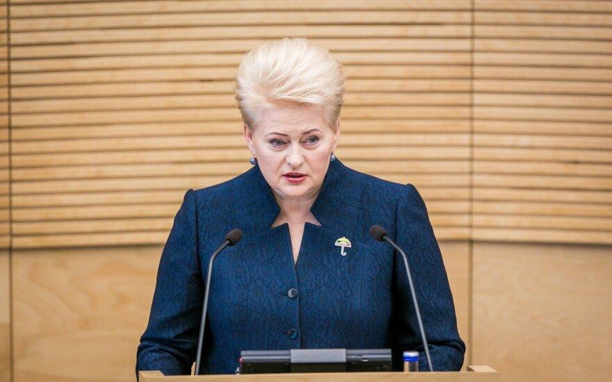 Президент Литвы: в Трудовом кодексе нужно искать баланс