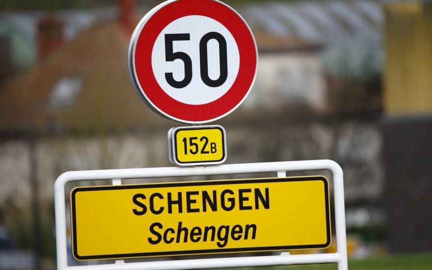 Исследование: отмена Шенгена обойдется минимум в 77 млрд евро