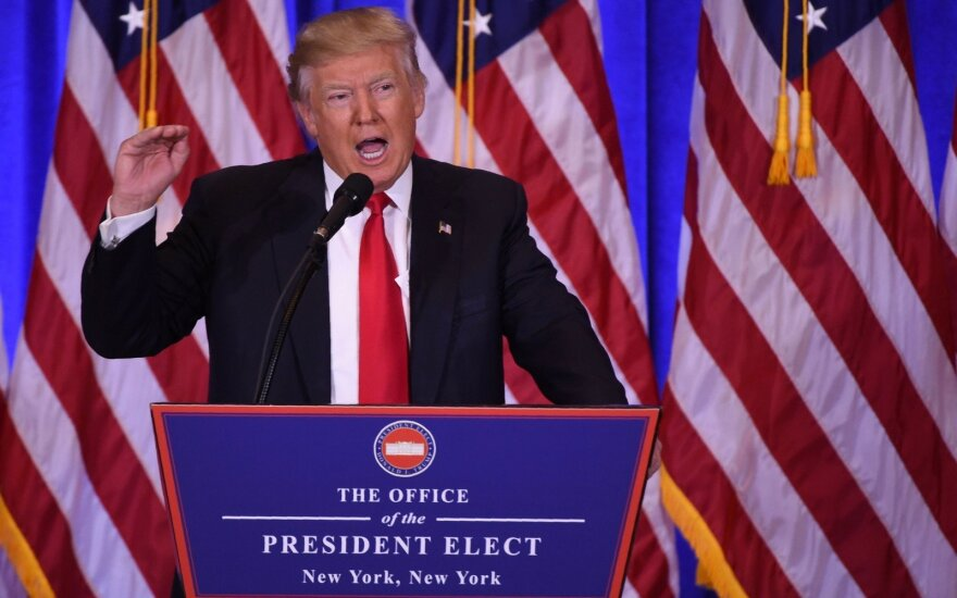 Пресс-конференция Трампа: Россия зауважает нас как никогда