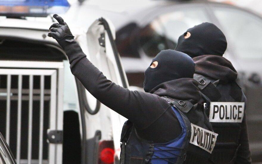 Бельгия повысила уровень террористической опасности до предпоследнего