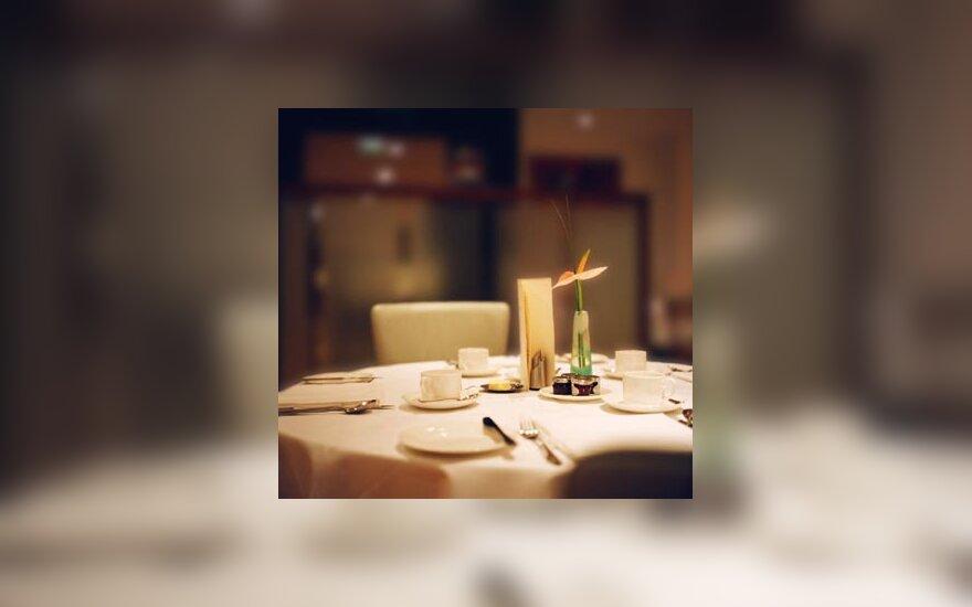 Restoranas, kavinė