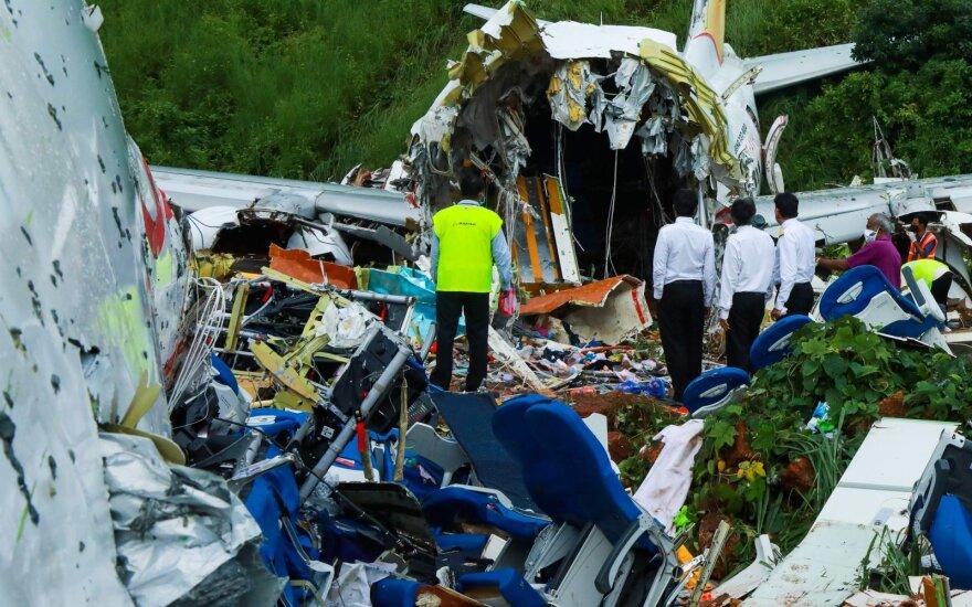 Авиакатастрофа в Индии: число погибших увеличилось до 18 человек
