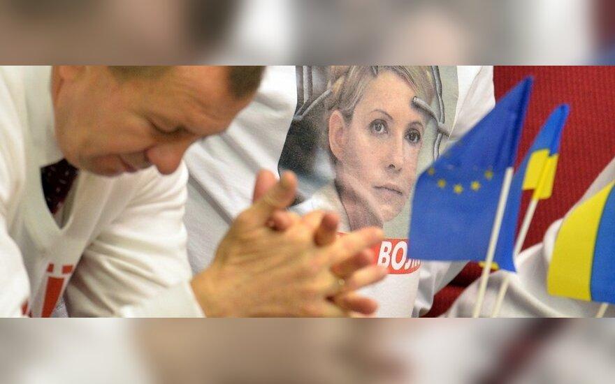 Ukraina nutraukia pasiruošimą sutarties su ES pasirašymui