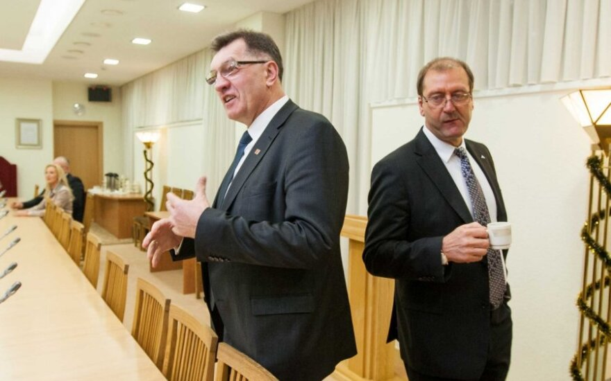 Коалиция не сдается президенту: предложит тех же кандидатов на пост министров