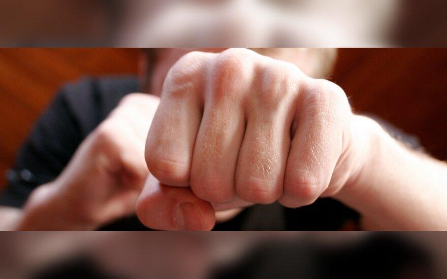 Убийцу собаки выдал откушенный палец