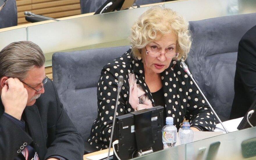 Дмитриева: ситуация русских Литвы отличается от ситуации в Латвии и Эстонии