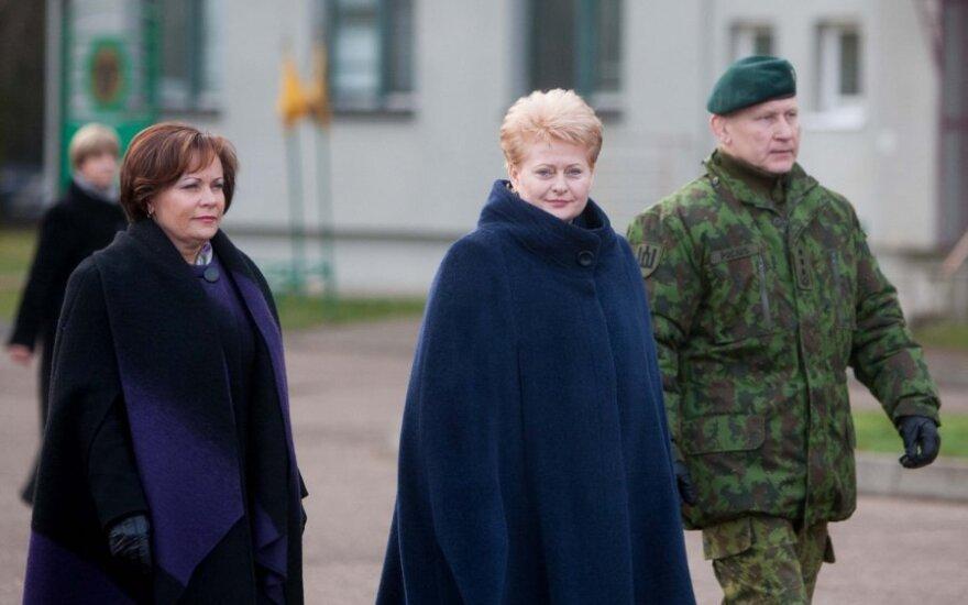 Grybauskaitė stanowisko premiera proponowała konserwatystom