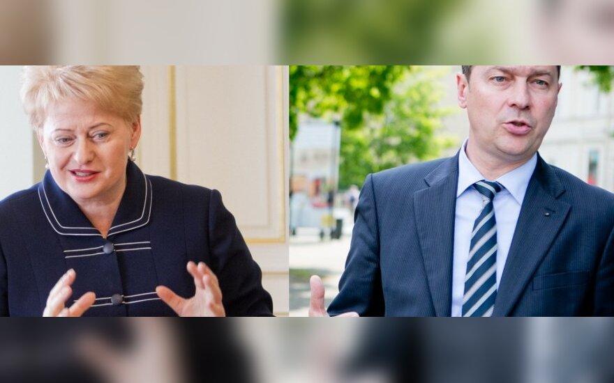 Grybauskaitė: Konkurencja jest potrzebna wszędzie, zwłaszcza w sektorze ciepłowniczym