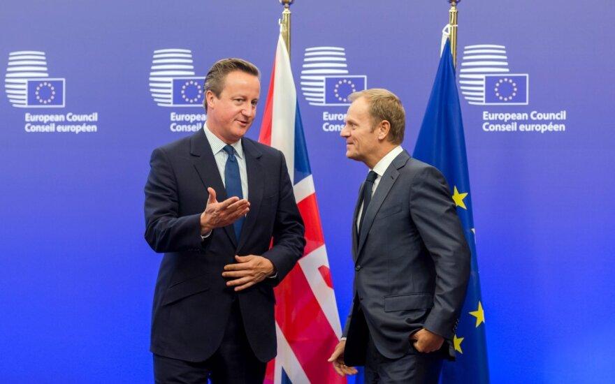 Евросоюз и Великобритания договорились o специальном статусе страны в ЕС