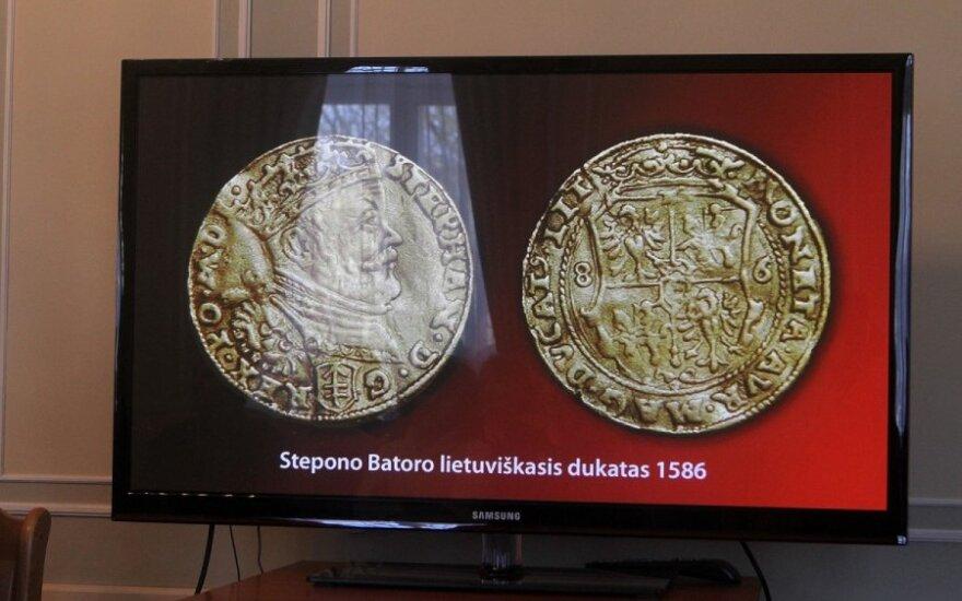 Litewska Mennica wybije dukaty z okresu Rzeczpospolitej Obojga Narodów