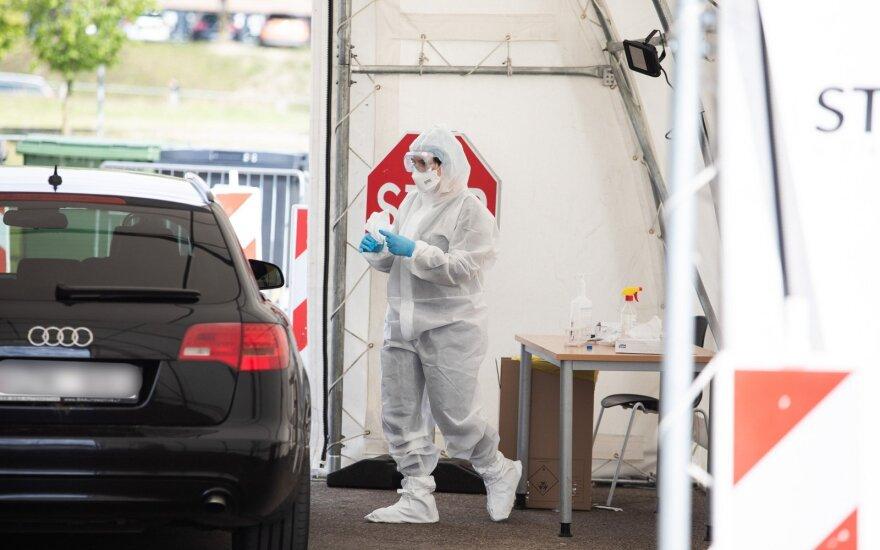 Новые случаи коронавируса в Литве озадачили специалистов - вероятно, источником заражения был убитый человек