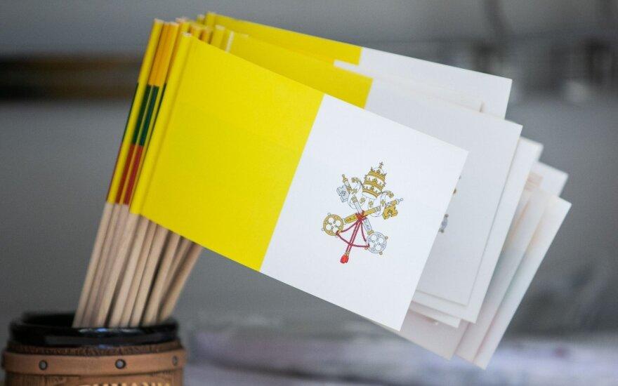 Дополнительные расходы государства на организацию визита папы сокращены до 1,45 млн евро