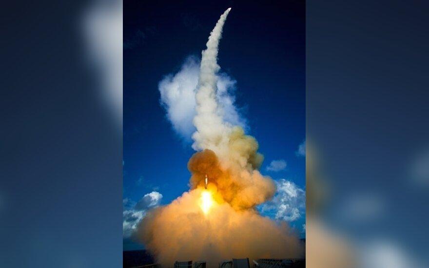 Į orą paleidžiamos raketos