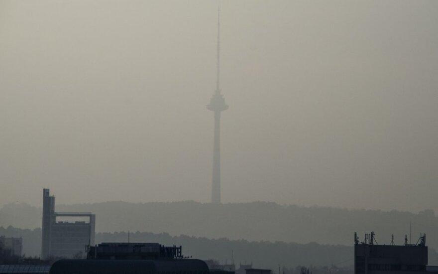 Aplinkos tarybos sprendimai turėtų prisidėti prie oro kokybės užterštumo mažinimo