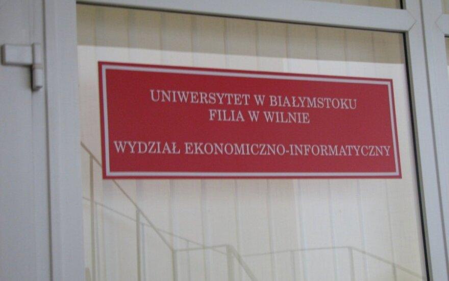 Filia  Uniwersytetu w Białymstoku w Wilnie