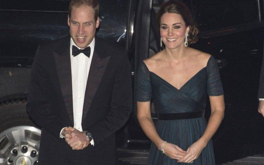 СМИ: У принца Уильяма и Кейт будет дочка