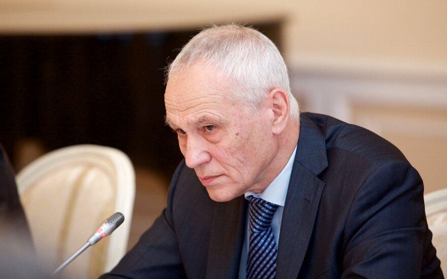 Лукашенко встретился с секретарем Союзного государства Рапотой