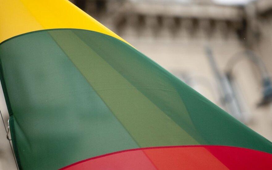 В августе в провинции Гор будет спущен литовский флаг