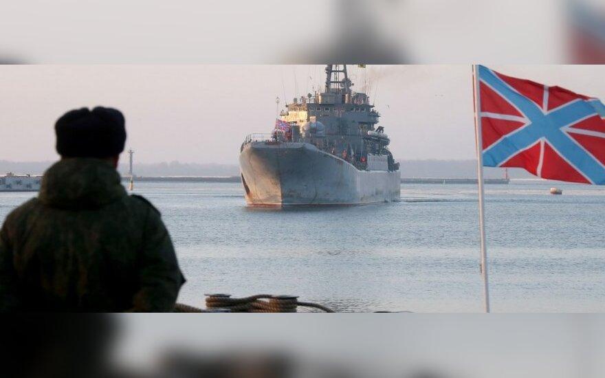 В Арктике начались масштабные учения Северного флота