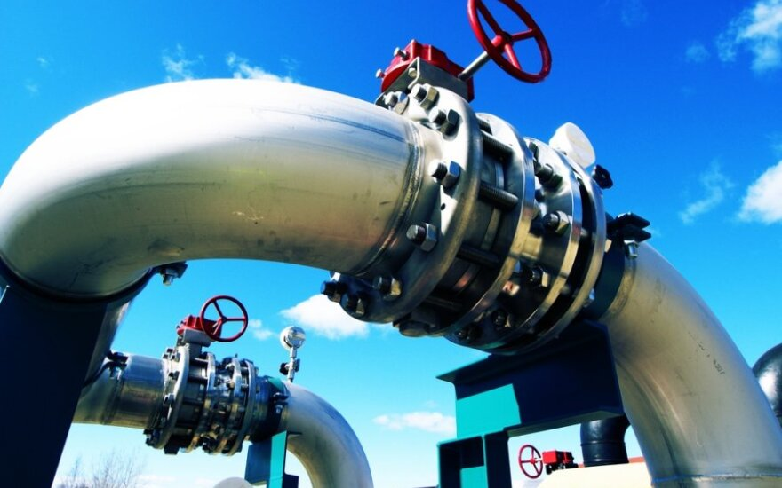 Украина прогнозирует цену на газ из РФ в $432